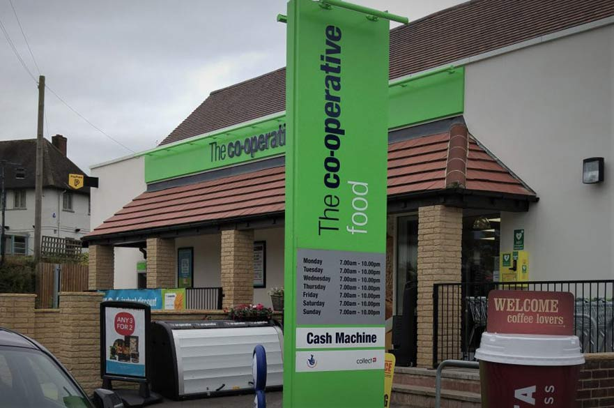 Co-Op store Allestree